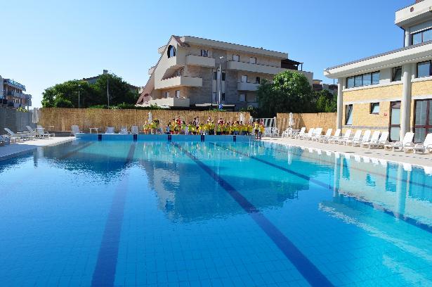 Piscina comunale comune di andria for Piantina della piscina