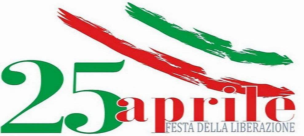 25 aprile, 73° Anniversario della Liberazione: messaggio del Sindaco Giorgino e programma