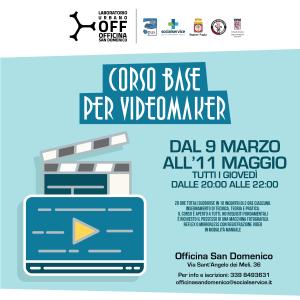 corso base videomaker