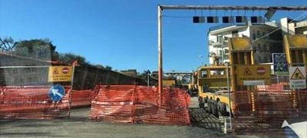 Via Bisceglie:proroga chiusura traffico veicolare fino al 7 aprile