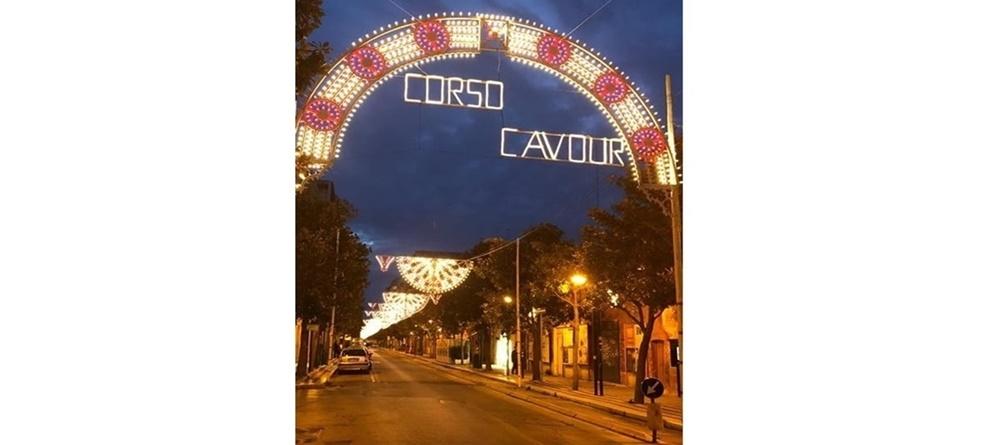 Viabilità: chiusura  al traffico veicolare su Corso Cavour e Viale Roma per le festività natalizie