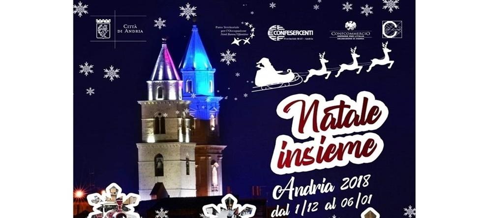"""""""Natale insieme"""": il programma definitivo"""
