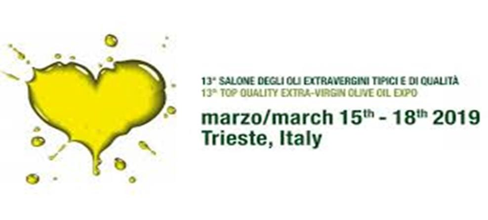 OLIO CAPITALE a Trieste dal 15 al 18 marzo