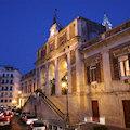 Palazzo di Città e chiostro di San Francesco