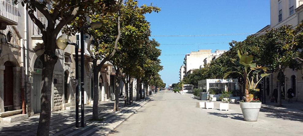 Viabilità: divieto di transito ai velocipedi a pedalata assistita e a trazione elettrica su corso Cavour, via Regina Margherita e viale Crispi