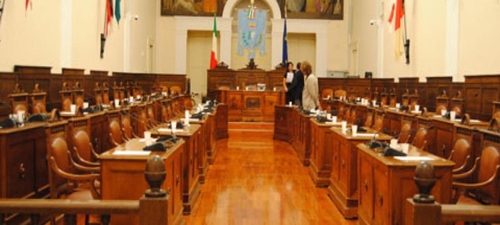 Consiglio Comunale: prima seduta il 26 novembre ore 10.00