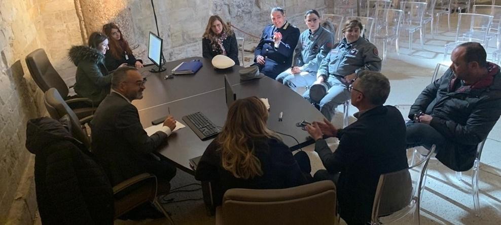 Castel del Monte: presidio fisso della Polizia Locale nei fine settimana e nei giorni festivi