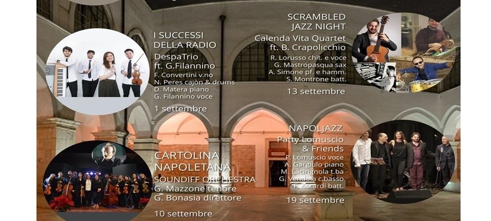 Eventi culturali: presentato il programma di musica nel Chiostro di San Francesco