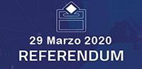 29 marzo 2020 referendum