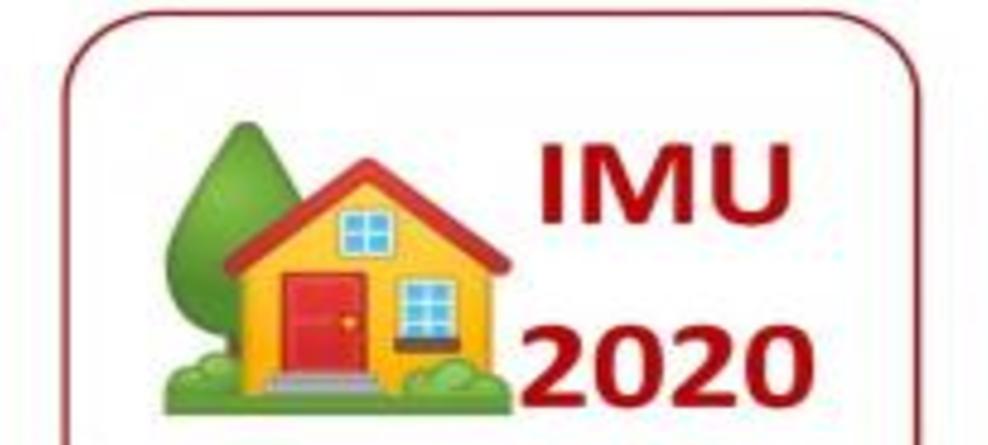 IMU 2020: confermati acconto il 16 giugno ed il saldo il 16 dicembre 2020