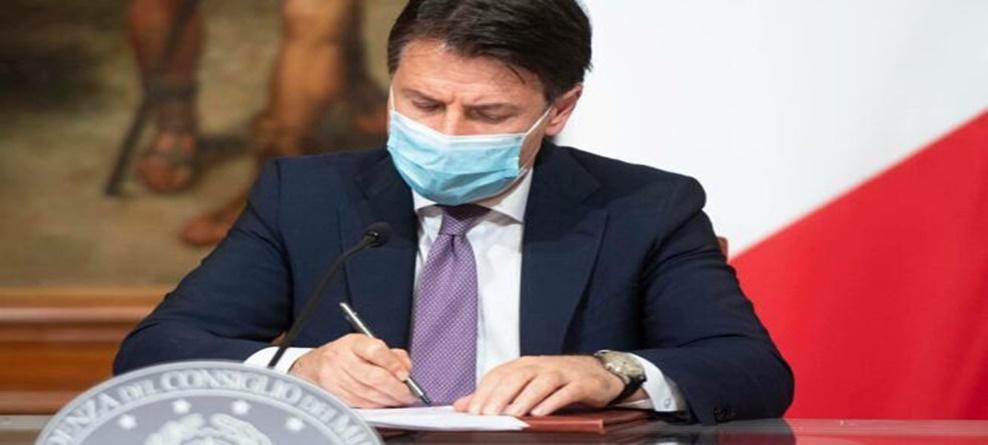 Coronavirus: il Presidente Conte firma il Dpcm del 14 gennaio 2021, regole in vigore fino al 5 marzo (in allegato modello autodichiarazione editabile)