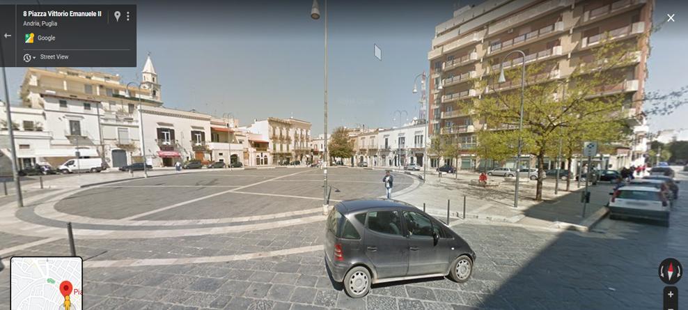 Viabilità: revoca ordinanza dirigenziale n. 235 del 17/07/2020 e ripristino delle precedenti condizioni di viabilità veicolare sulle strade circostanti Piazza Vittorio Emanuele II